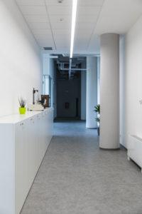 Illuminazione - Impianto elettrico - Stazione Sperimentale per l'Industria delle Pelli e delle Materie Concianti