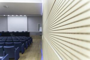 Impianti elettrici Termici e Speciali - Sala Congressi - TIGEM - 4