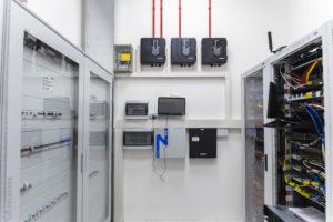 Locale Quadri - Impiantistica - Stazione Sperimentale per l'Industria delle Pelli e delle Materie Concianti - 1