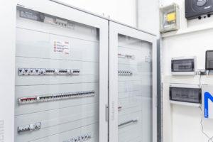 Locale Quadri - Impiantistica - Stazione Sperimentale per l'Industria delle Pelli e delle Materie Concianti - 2