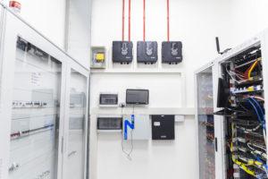 Locale Quadri - Impiantistica - Stazione Sperimentale per l'Industria delle Pelli e delle Materie Concianti - 3