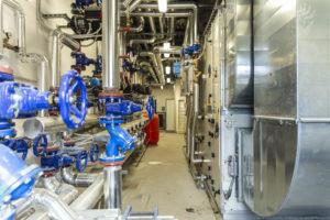 UTA - Sottocentrale Termica - Edificio Q - TIGEM Napoli - 1