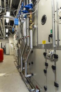 UTA - Sottocentrale Termica - Edificio Q - TIGEM Napoli - 3