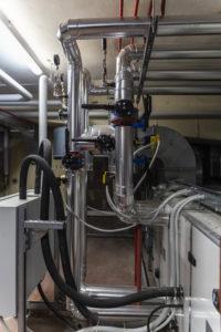 Unita Trattamento Area - Impiantistica - Stazione Sperimentale per l'Industria delle Pelli e delle Materie Concianti - 1