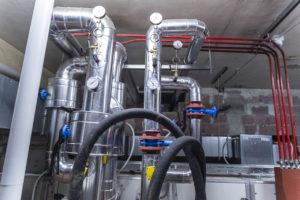 Unita Trattamento Area - Impiantistica - Stazione Sperimentale per l'Industria delle Pelli e delle Materie Concianti - 2