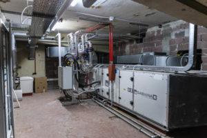 Unita Trattamento Area - Impiantistica - Stazione Sperimentale per l'Industria delle Pelli e delle Materie Concianti - 4